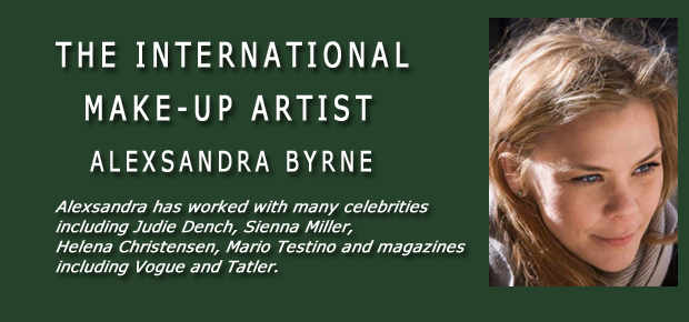 Make-up artist Alexandra Byrne