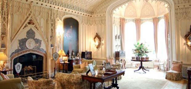Salon at Arbury Hall