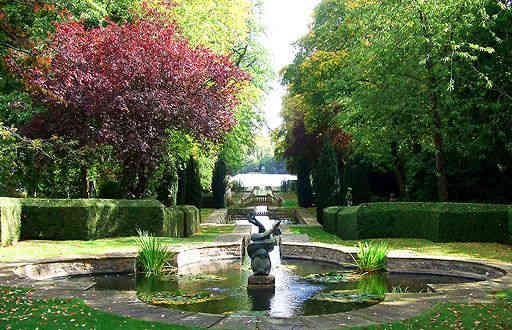 Buscot Park Water Gardens