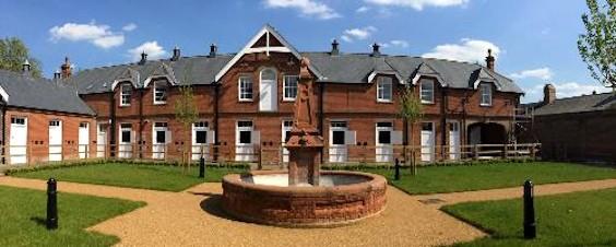 Rothschild Yard, Newmarket